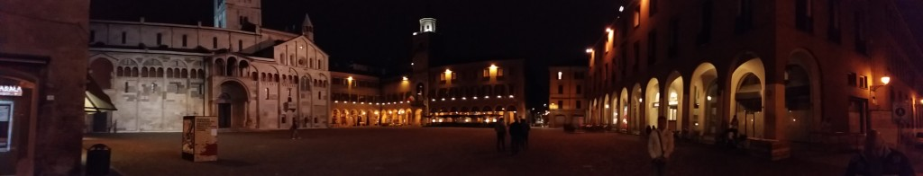 Panorama di Modena